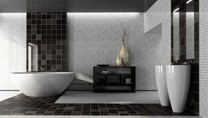 badkamer plafond