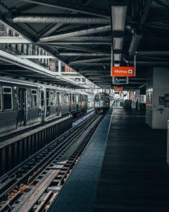 wonen naast spoorweg