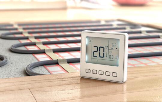 verdelers vloerverwarming